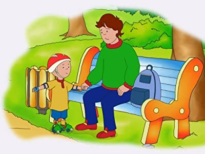 Dvd quality free movie downloads Can Do Caillou [480x272]