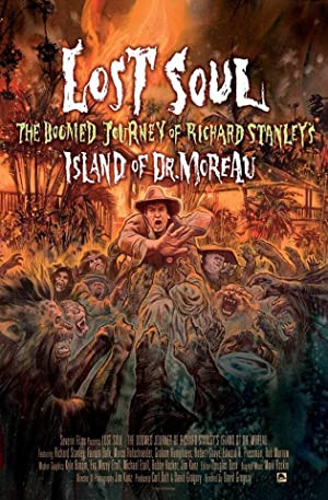 Where to stream Lost Soul: The Doomed Journey of Richard Stanley's Island of Dr. Moreau