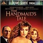 Robert Duvall, Faye Dunaway, and Natasha Richardson in The Handmaid's Tale (1990)