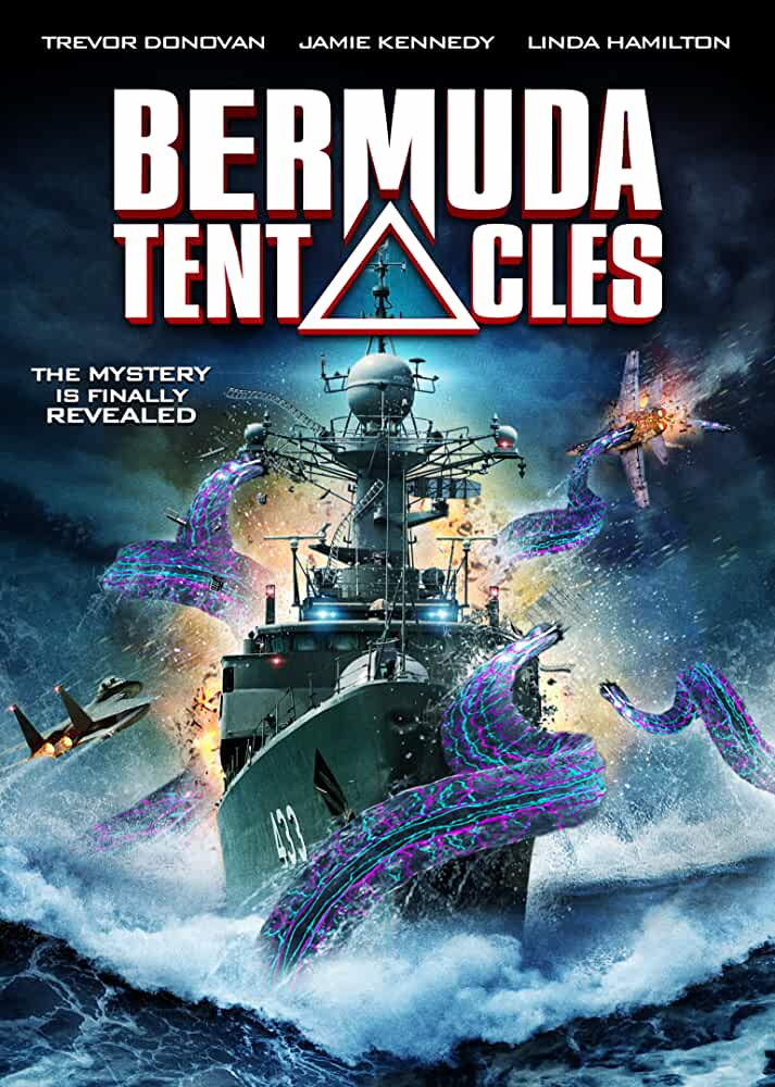 Bermuda Tentacles (2014) in Hindi