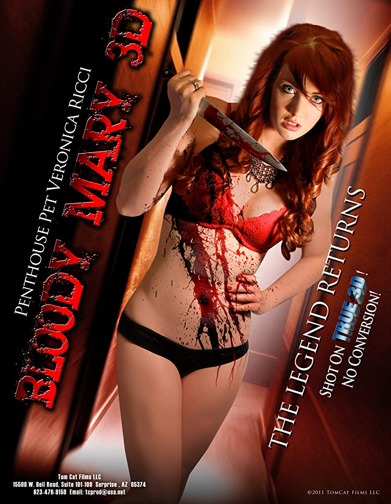 Bloody Mary 3D (2011) Hindi Dubbed