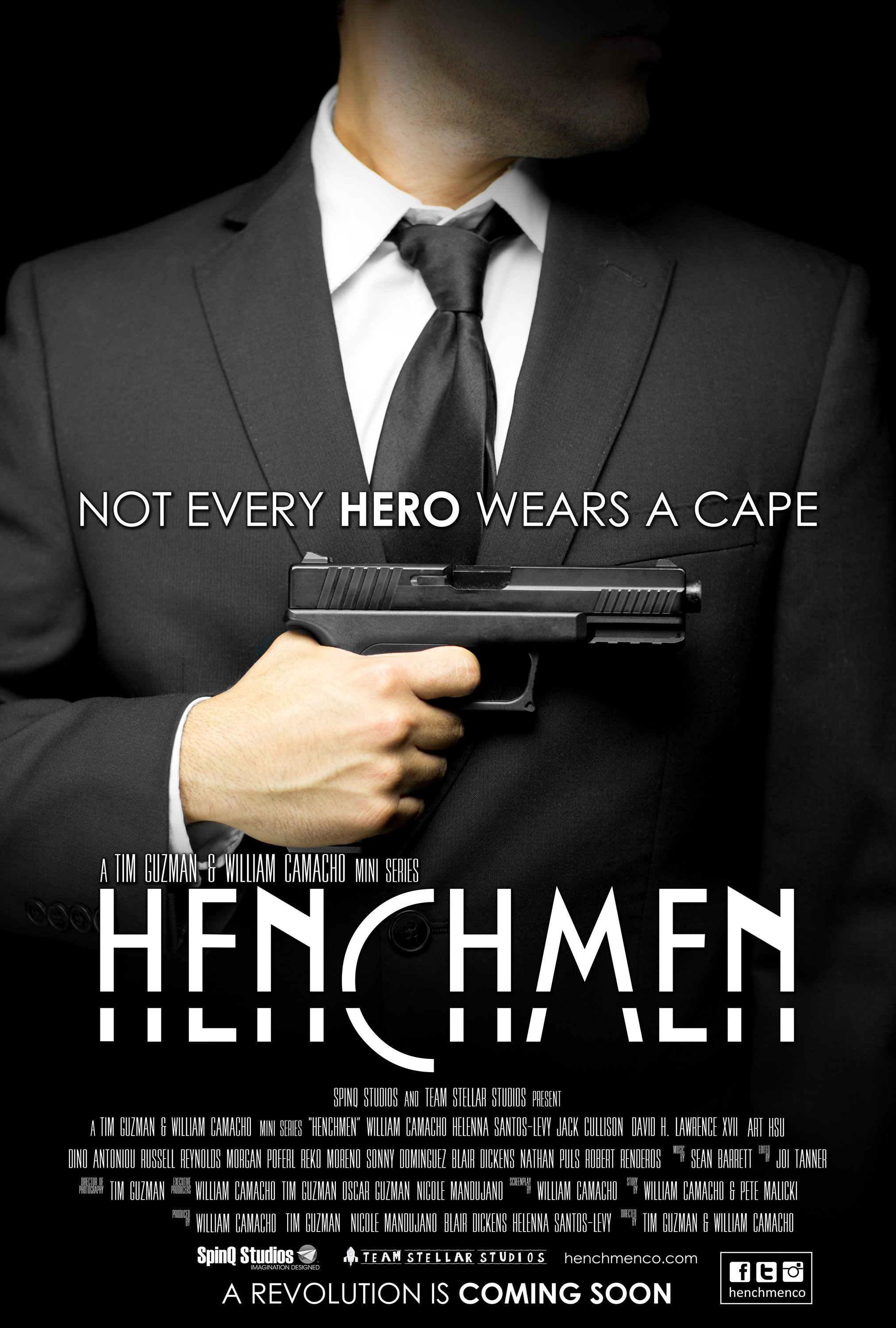 How to tell if youre dating a henchman