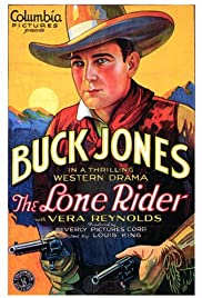 The Lone Rider Poster