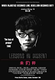 Lessons in Dissent Poster