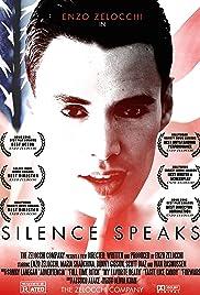 Silence Speaks Poster