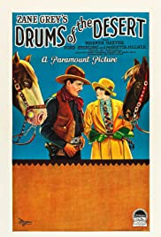 Drums of the Desert Poster