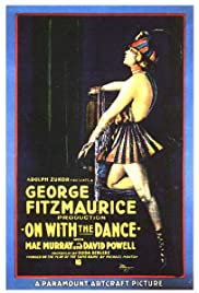 On with the Dance Poster