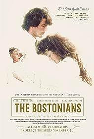 The Bostonians (1984) Poster - Movie Forum, Cast, Reviews