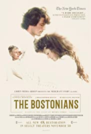 The Bostonians Poster