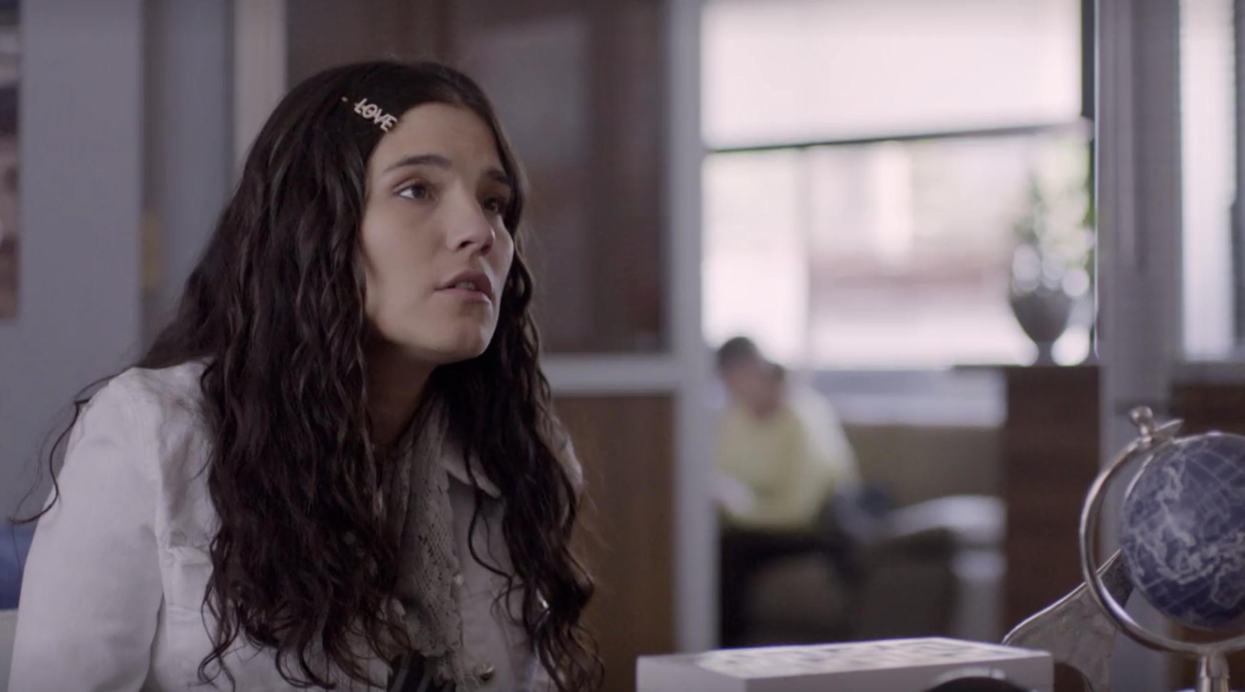 Sofía Garza in Cita a ciegas (2019)