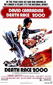 Mpg movies downloads Death Race 2000 [UltraHD]