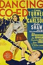 Dancing Co-Ed (1939) Poster