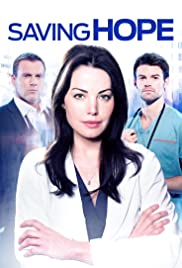 Saving Hope Poster