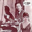 Dirch Passer and Lene Tiemroth in Pigen og greven (1966)