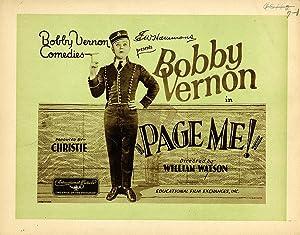 William Watson Page Me Movie