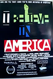 I Believe in America Poster