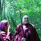Kenny Rogers and Zaida Kong in Wood Dan (2017)