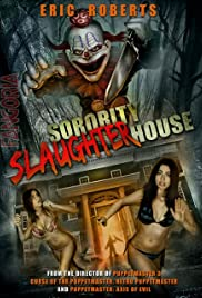 Sorority Slaughterhouse Poster