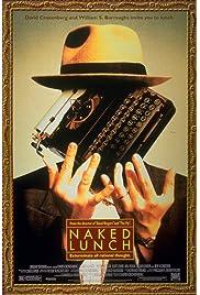 ##SITE## DOWNLOAD Naked Lunch (1992) ONLINE PUTLOCKER FREE