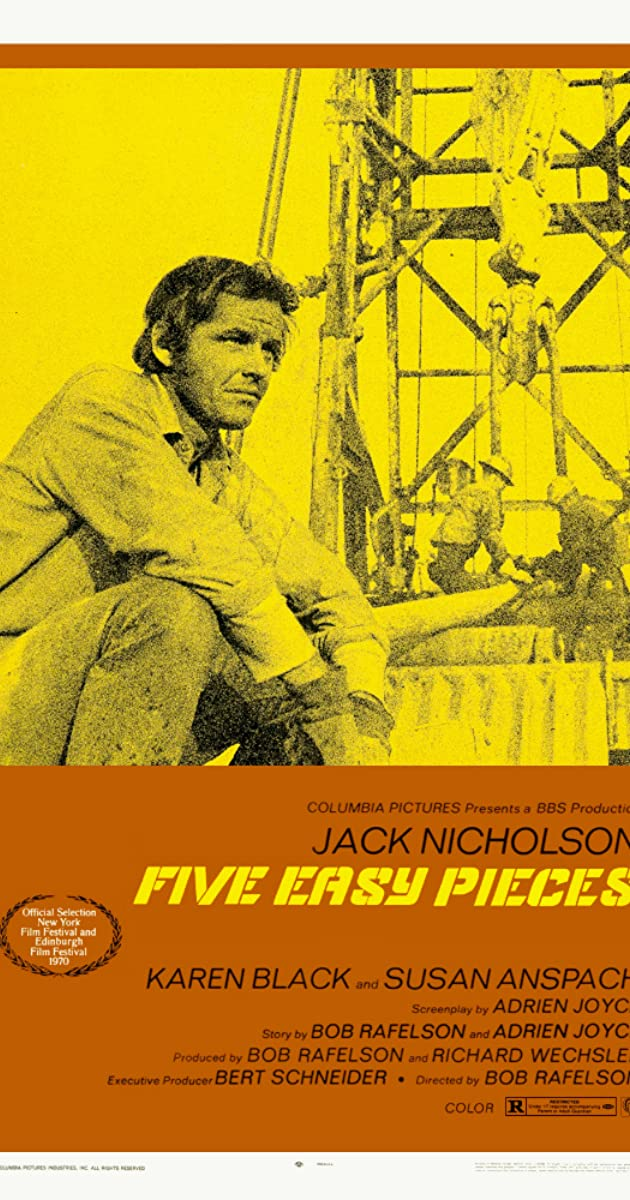 Subtitle of Five Easy Pieces