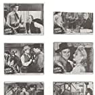 Don 'Red' Barry, William Haade, Milton Kibbee, Lynn Merrick, and Forrest Taylor in Kansas Cyclone (1941)