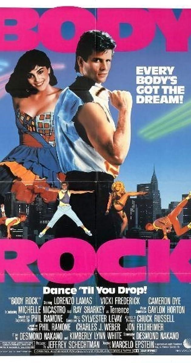 Body Rock (1984) - IMDb