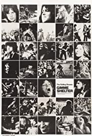 Gimme Shelter(1970) Poster - Movie Forum, Cast, Reviews