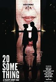 20 Something Poster