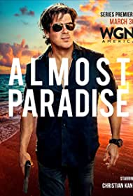 Christian Kane in Almost Paradise (2020)
