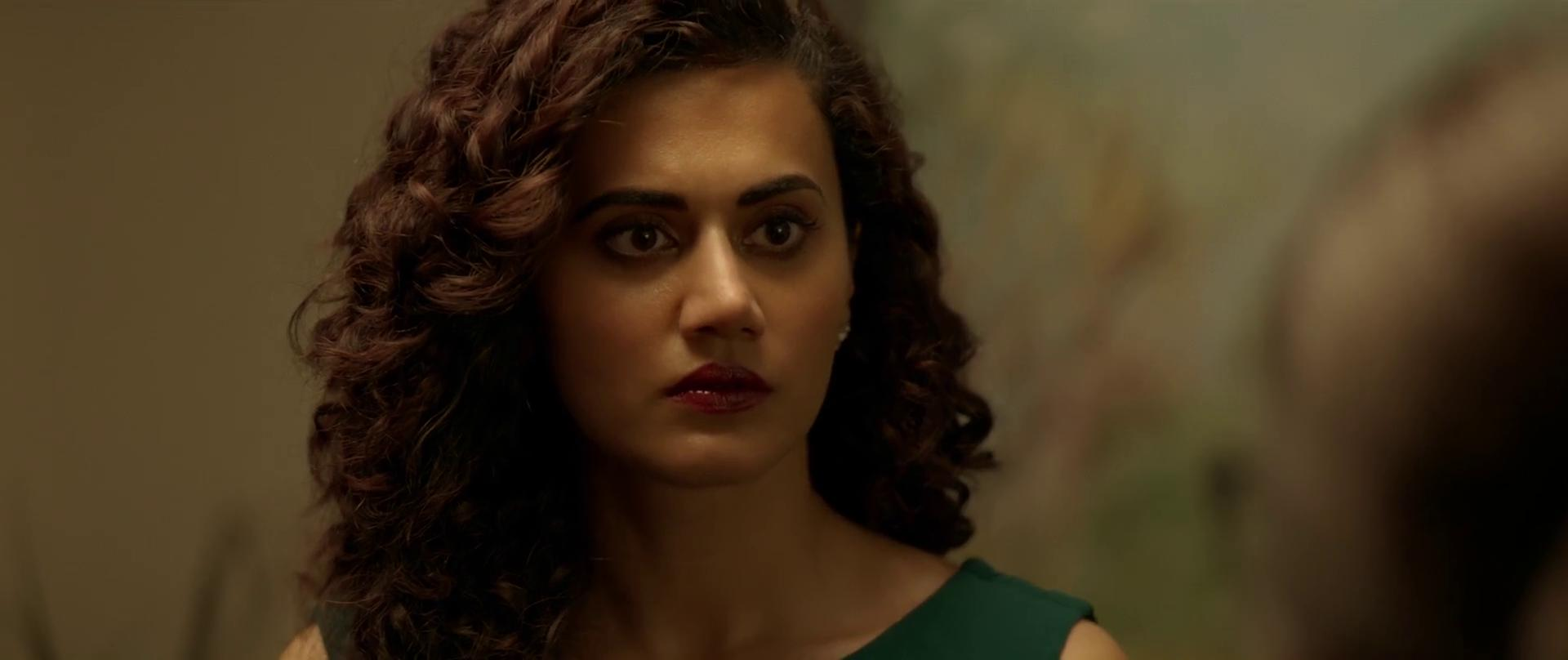 Taapsee Pannu in Badla (2019)