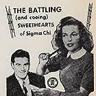 Elyse Knox and Phil Regan in Sweetheart of Sigma Chi (1946)
