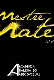 Gala premios Mestre Mateo 2012 Poster