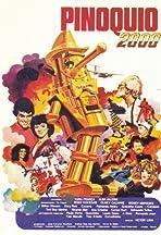 Os Paspalhões em Pinóquio 2000