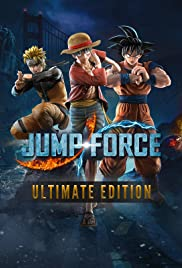 Jump Force Poster