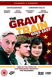 The Gravy Train Goes East Poster