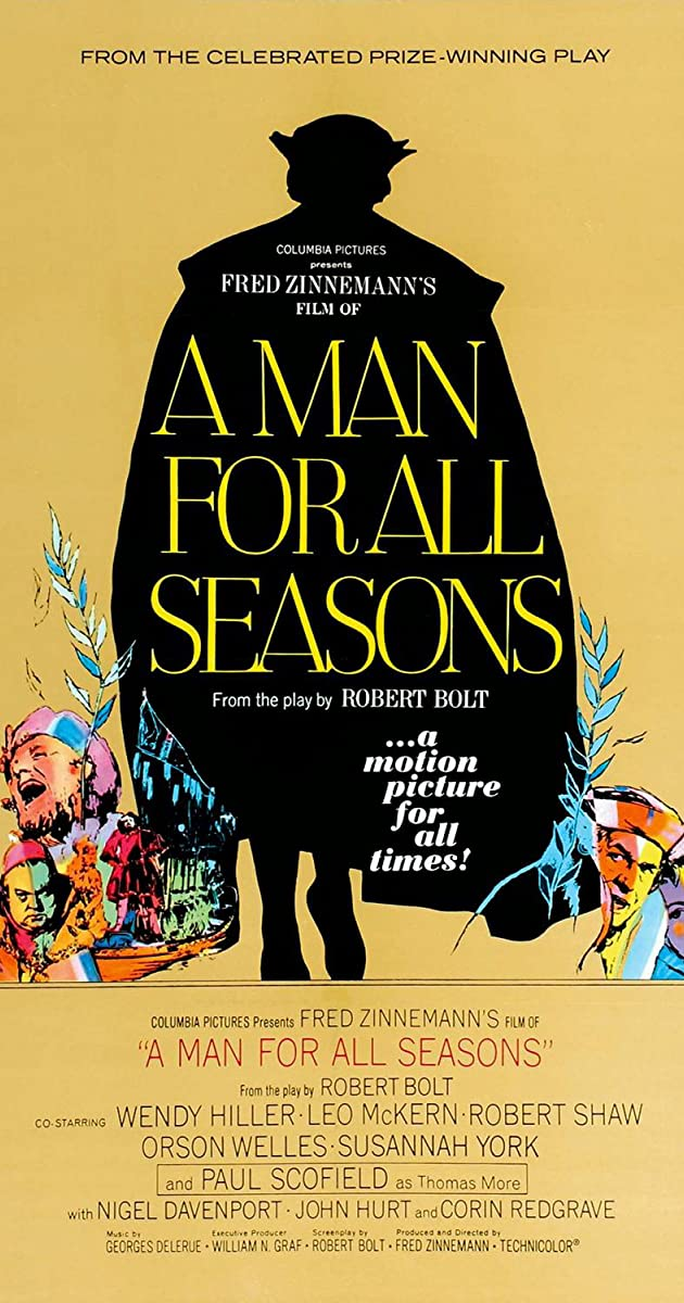 Subtitle of A Man for All Seasons