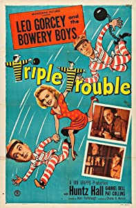 Triple Trouble movie download in mp4