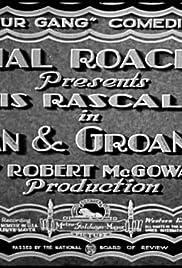 Moan & Groan, Inc. Poster