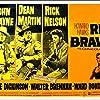 John Wayne, Angie Dickinson, Dean Martin, and Ricky Nelson in Rio Bravo (1959)