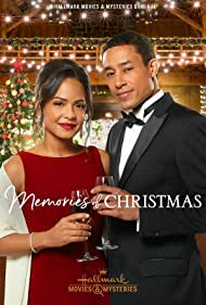 Christina Milian and Mark Taylor in Memories of Christmas (2018)