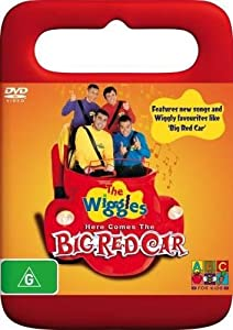 Good movies list to watch The Wiggles: Here Comes the Big Red Car [BluRay]