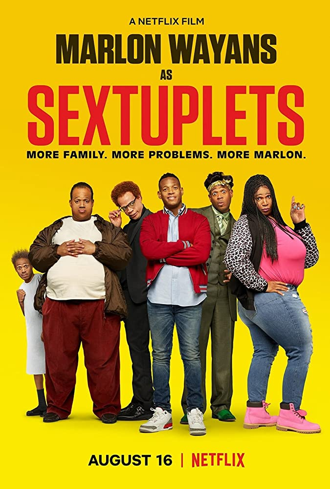 Sextuplets (2019) Dual Audio 720p NF BluRay [Hindi + English] 850MB Free Download