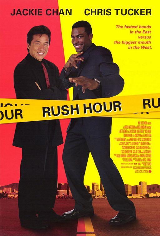 Rush Hour (1998) {Hindi + English} 720p BRRip ESubs thumbnail