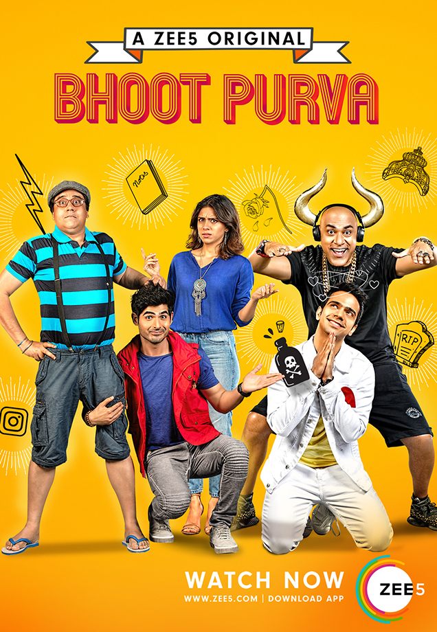 Bhoot Purva S01 2019 Zee5 Web Series Hindi WebRip All Episodes 60mb 480p 200mb 720p 400mb 1080p