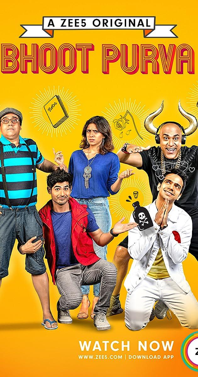 descarga gratis la Temporada 1 de Bhoot Purva o transmite Capitulo episodios completos en HD 720p 1080p con torrent