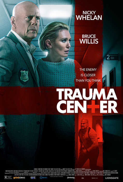 Poster dari film Trauma Center (2019)