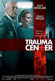 Bruce Willis, Tito Ortiz, and Nicky Whelan in Trauma Center (2019)
