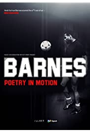 John Barnes: Poetry in Motion