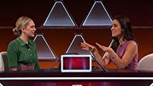 Leslie Jones vs. Taye Diggs and Sara Foster vs. Erin Foster