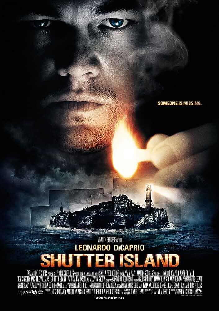 Shutter Island (2010) Hindi Dubbed